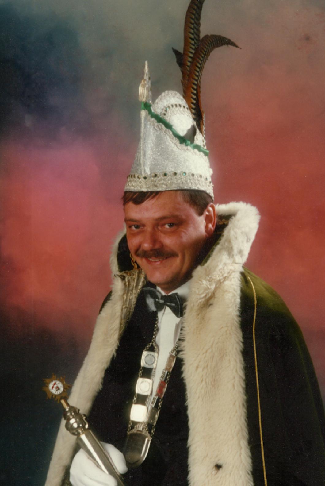 11. Jan I Heinrichs Stadsprins seizoen 1993