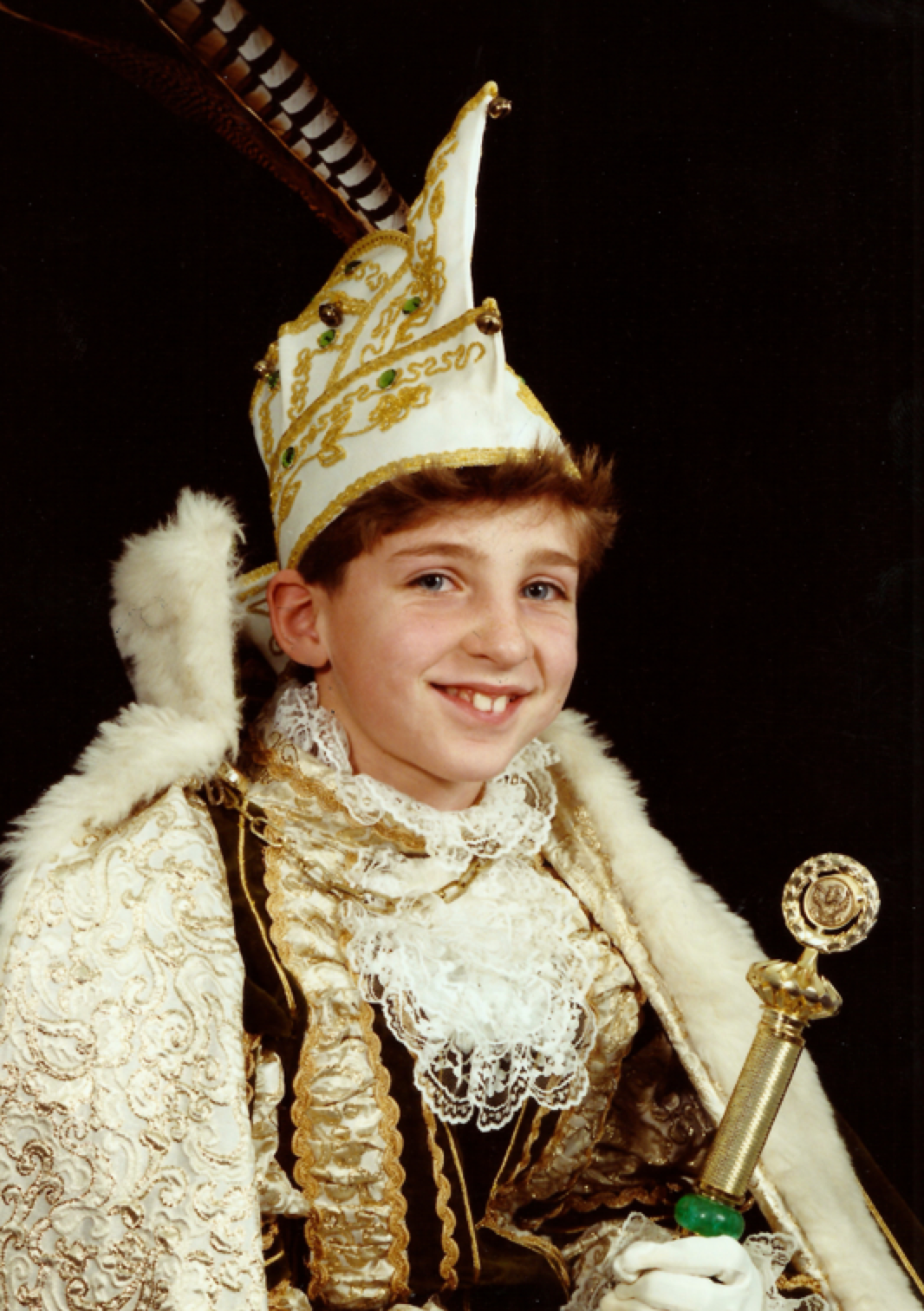 11. Mitchel I Quadvlieg seizoen 1992
