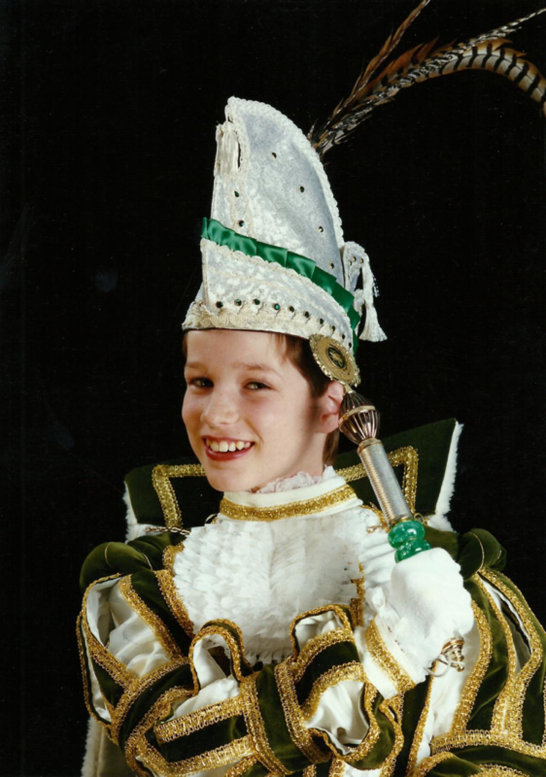 13. Rene I Quadvlieg seizoen 1994