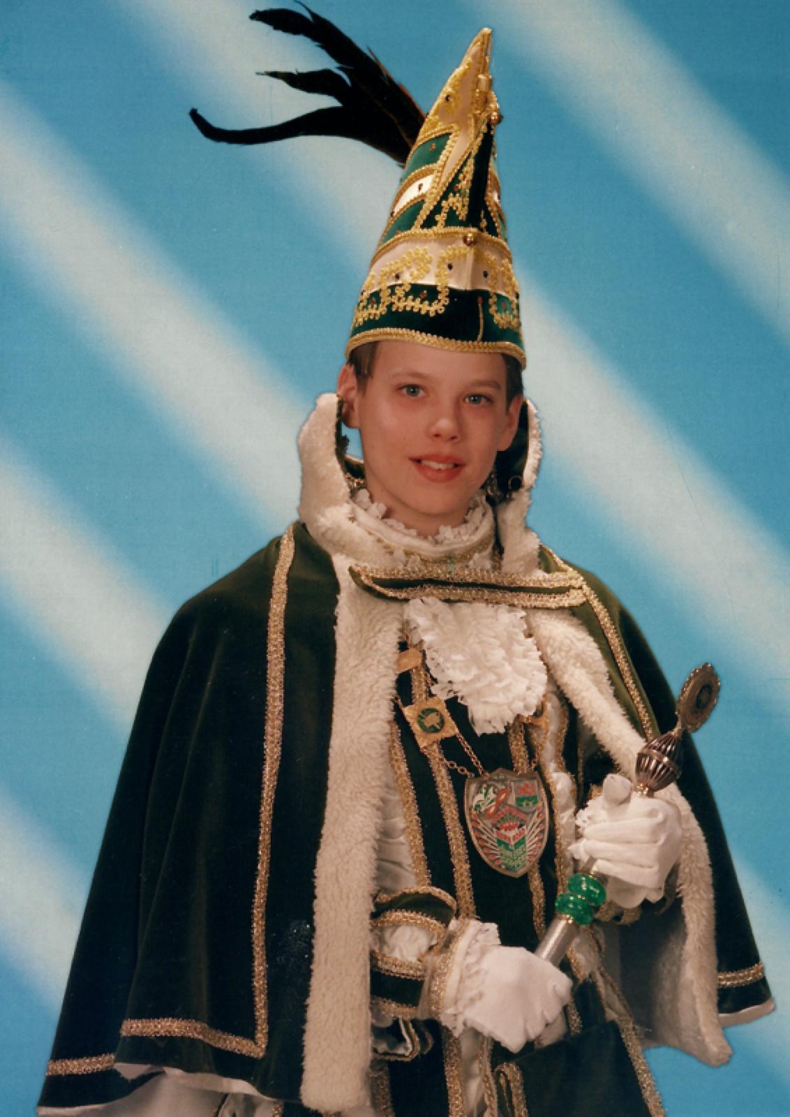 15. Tim I Bos seizoen 1996