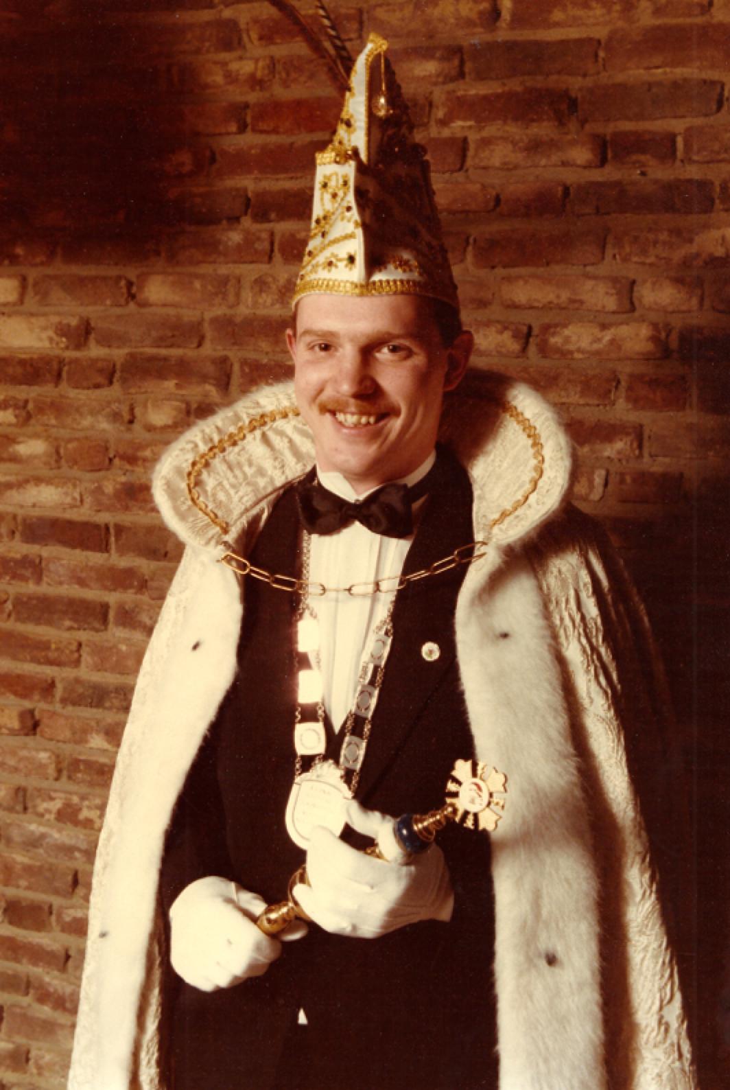 2. John I Gubbels Seizoen 1984