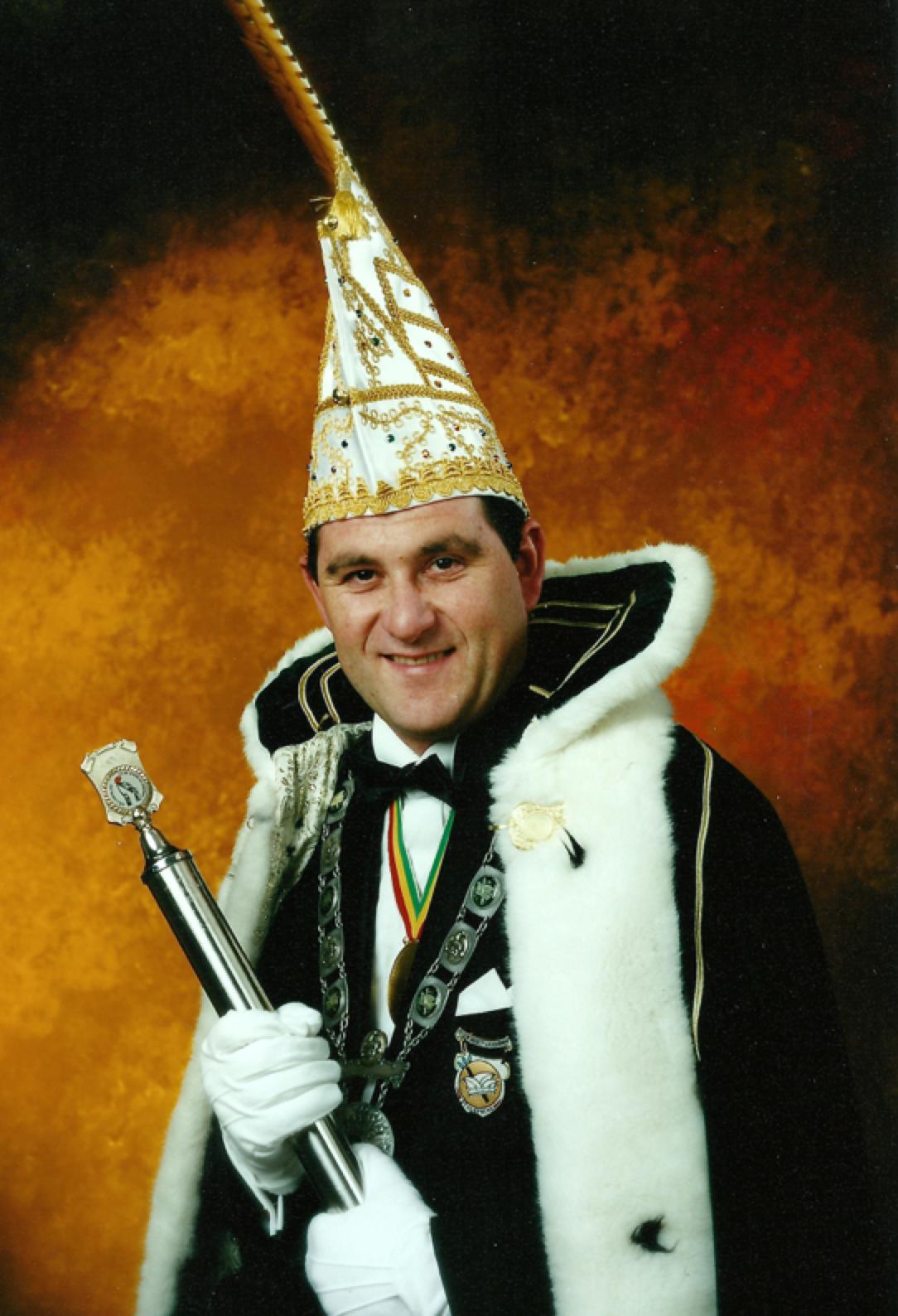 23. Maurice I Quaden Stadsprins seizoen 2005