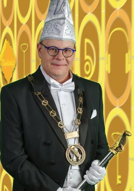 35. Hubert I Schunken Stadsprins Seizoen 2017